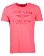 Top Gun Shining T-Shirt Neon-Pink