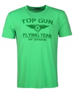 Top Gun Shining T-Shirt Neon-Green