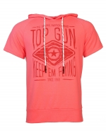 Top Gun FLYING TEAM Bright Neon-Pink