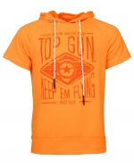 Top Gun FLYING TEAM Bright Neon-Orange