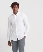 SUPERDRY Edit Slim L/S Shirt Optic