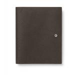 Graf von Faber-Castell Schreibmappe A 5 Dunkelbraun Leder