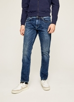 Pepe Jeans STANLEY TAPER FIT REGULAR WAIST JEANS