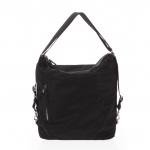 MANDARINA DUCK HUNTER hobo / backpack black