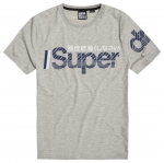 SUPERDRY T-SHIRT CORE SPLIT LOGO TEE Collect
