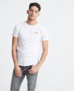 SUPERDRY OL NEON LITE TEE Optic