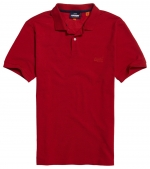 SUPERDRY CLASSIC MICRO LITE S/S PIQUE POLO Rouge Red
