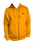 SUPERDRY ORANGE LABEL CLASSIC ZIP UB Denim Co Ochre