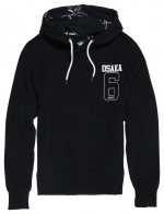SUPERDRY SUPER 5S HOOD Black