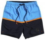 SUPERDRY COLOUR BLOCK SWIM Hawaiian Ocean