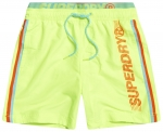 SUPERDRY STATE VOLLEY SWIM SHORT Cuba Green