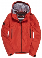 SUPERDRY ELITE JACKET Deep Red