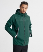 SUPERDRY HYDROTECH WATERPROOF JACKET Pine