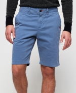 SUPERDRY INTERNATIONAL CHINO SHORT Neptune Blue