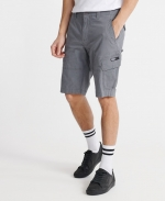 SUPERDRY CORE CARGO SHORTS Naval Grey