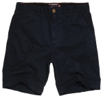 SUPERDRY INTERNATIONAL CHINO SHORT Midnight Navy