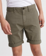 SUPERDRY INTERNATIONAL CHINO SHORT Dusty Olive