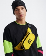 SUPERDRY SMALL BUMBAG Nautical Yellow