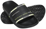 SUPERDRY CITY NEON POOL SLIDE Black