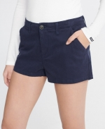SUPERDRY CHINO HOT SHORT Atlantic Navy