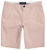 SUPERDRY CITY CHINO SHORT Peach Whip