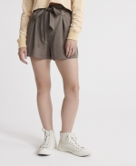 SUPERDRY DESERT PAPER BAG SHORTS Bungee Cord