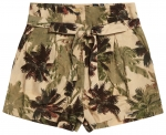 SUPERDRY DESERT STRIPE SHORTS Brown Palm
