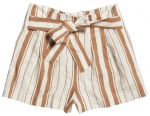 SUPERDRY DESERT STRIPE SHORTS Orange Stripe