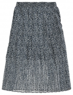 SUPERDRY SUMMER PLEATED SKIRT Navy Ditsy