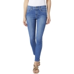 Pepe Jeans ZOE SUPER SKINNY FIT MID WAIST JEANS