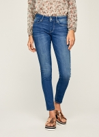 Pepe Jeans SOHO SKINNY FIT MID WAIST JEANS L:30