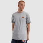Ellesse Canaletto T-Shirt Grey Marl