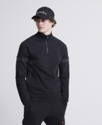 SUPERDRY Urban Tech Half Zip Track Top