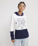SUPERDRY Track & Field Colour Block Hoodie