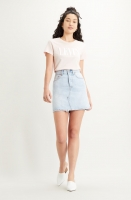 LEVIS HR DECON ICONIC BF SKIRT - CHECK YA LATER