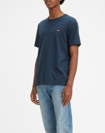 LEVIS SS ORIGINAL HM TEE - COTTON + PATCH DRESS BLUES T-SHIRT