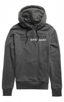SUPERDRY SURPLUS GRAPHIC HOOD Iron Gate
