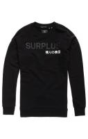 SUPERDRY SURPLUS CREW Black