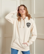 SUPERDRY NYC EAST SIDE HOOD Rice White