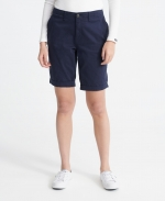SUPERDRY CITY CHINO SHORT Atlantic Navy