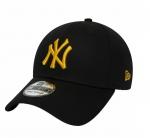 NEW ERA MLB NEW YORK YANKEES LEAGUE ESSENTIAL 39THIRTY NEYYAN BLKRGD