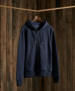 SUPERDRY OL CLASSIC ZIPHOOD NS Rich Navy