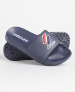 SUPERDRY CORE POOL SLIDE Eclipse Navy