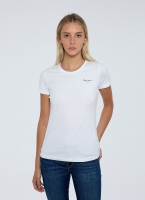 Pepe Jeans BELLROSE T-Shirt Off White