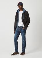 Pepe Jeans HATCH SLIM FIT LOW WAIST JEANS VX12