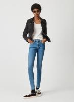 Pepe Jeans REGENT SKINNY FIT HIGH WAIST JEANS