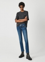Pepe Jeans VENUS STRAIGHT FIT LOW WAIST JEANS