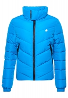 SUPERDRY Non Hooded Sports Puffer Jacket AQUA