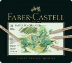 Faber-Castell - Farbstift PITT PASTEL 24er