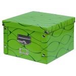 Leitz - Archivschachtel SnS Vivanto grün 6 Boxen